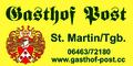 <font size=+1>Postwirt St. Martin (Bande + Broschüre)</font>